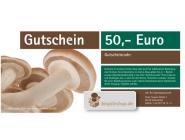 Geschenk-Gutschein über 50 Euro