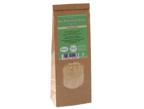 Bio Pom-Pom Blanc Pilzpulver